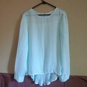 Beautiful blouse!